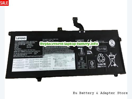 Netherlands Genuine Lenovo L18M6PD3 Battery Rechargeable SB10K97662 Li-Polymer 48Wh