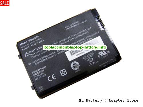 E280S, LENOVO E280S Battery, 4400mAh 11.1V Black Li-ion