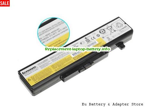 B490 Series, LENOVO B490 Series Battery, 4400mAh 10.8V Black Li-ion