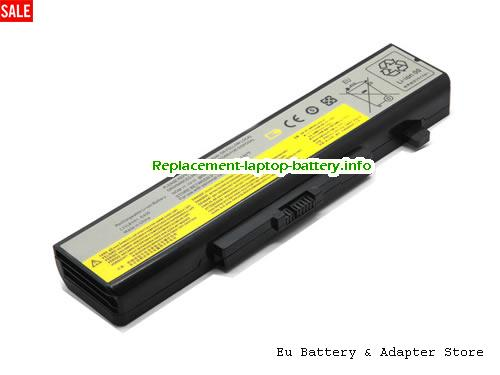 B490 Series, LENOVO B490 Series Battery, 5200mAh 10.8V Black Li-ion