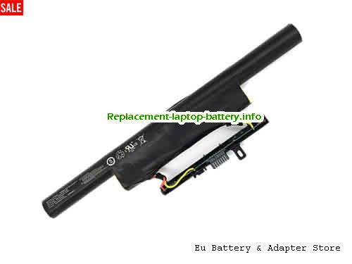 18650-02-04-3S2P-1, MECHREVO 18650-02-04-3S2P-1 Battery, 4400mAh 10.8V Black Li-ion