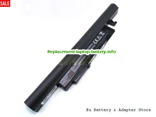 A32-B34, MEDION A32-B34 Battery, 4400mAh 10.8V Black Li-ion