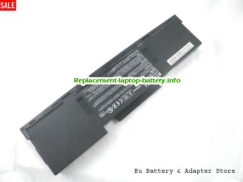909-2420, ACER 909-2420 Battery, 3920mAh 14.8V Black Li-ion
