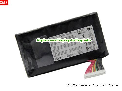 Netherlands Genuine BTYL78 BTY-L78 Battery For MSI Laptop 75Wh