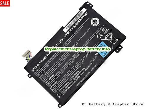 Netherlands MSI BTY-S1B Battery Li-Polymer 7.4v 24Wh 3200mAh Rechargeable