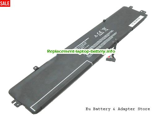 40062821, MEDION 40062821 Battery, 3910mAh, 45Wh  11.52V Black Li-Polymer