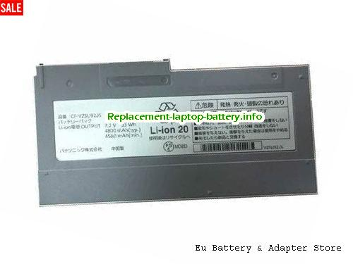 Netherlands CF-VZSU92 Battery Panasonic CF-VZSU92R Notebook Battery Li-Polymer