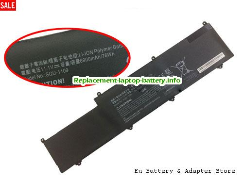 Netherlands SQU-1109 Battery For SMP VIZIO CN15 CN15-A5