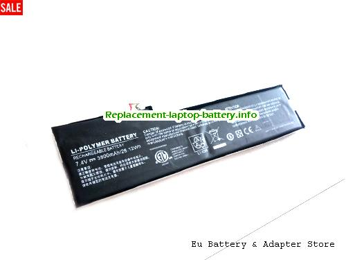 Netherlands Simplo SMP-TVBXXCLF2 Battery Li-Polymer 7.4v 28.12Wh