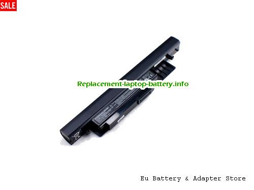 BATBL10L61, THTF BATBL10L61 Battery, 5200mAh 11.1V Black Li-ion