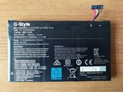 GIGABYTE GNG-K60 Battery GNGK60 For P56XT Laptop Li-Polymer 8000mah in Netherlands