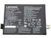 For A7600-F -- A7600-F, Genuine LENOVO A7600-F Battery 6340mAh, 23Wh , 3.7V, Black , Li-ion