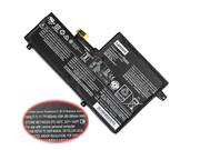 Lenovo L15L3PB1 L15M3PB1 Laptop Battery 45Wh 11.1V