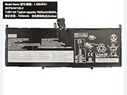 Netherlands Genuine Lenovo L19D4PD1 Battery 2ICP5/44/128-2 Li-Polymer Rechargerable 60Wh
