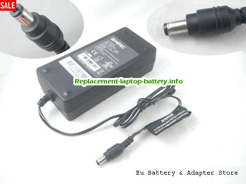 2WIRE DTH1447T628 Laptop AC Adapter 12V 5A 60W
