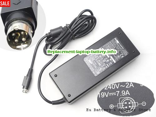 ACBEL API3AD25 Laptop AC Adapter 19V 7.9A 150W
