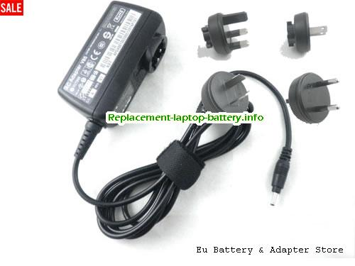 ACER A501-10S16W Laptop AC Adapter 12V 1.5A 18W