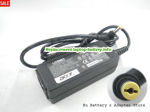 ACER D150-1647 Laptop AC Adapter 19V 1.58A 30W