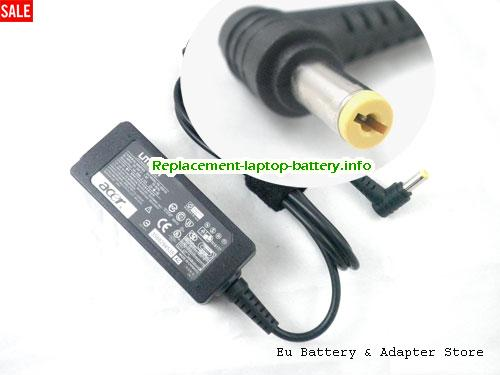 ACER ASPIRE ONE A110-BW Laptop AC Adapter 19V 2.15A 42W