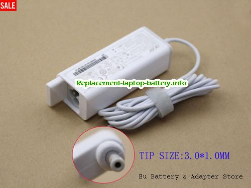 ACER N13-045N2A Laptop AC Adapter 19V 2.37A 45W