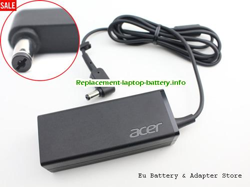 ACER E5-573-3870 Laptop AC Adapter 19V 2.37A 45W