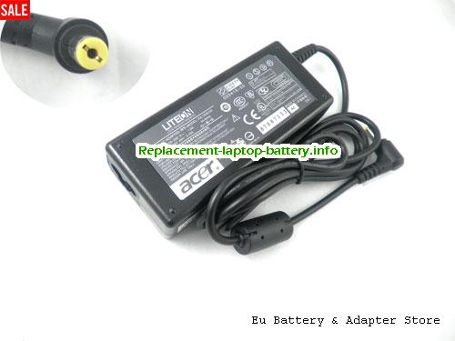 ACER PA-1500-02 Laptop AC Adapter 19V 3.16A 60W