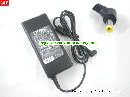ACER EXTENSA 514 Laptop AC Adapter 19V 4.74A 90W