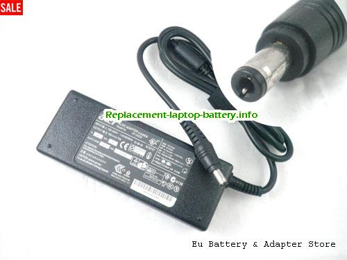 ACER Aspire AS9502WSMi Laptop AC Adapter 19V 4.74A 90W