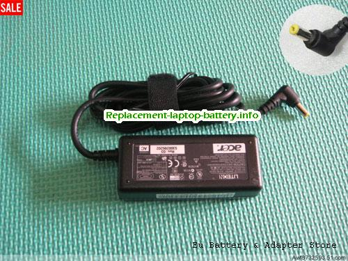 ACER PA-1500-02 Laptop AC Adapter 20V 2.5A 50W