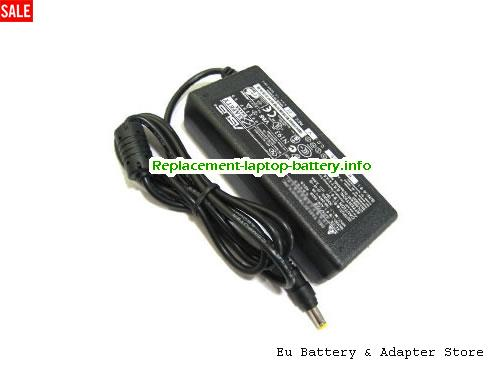 GATEWAY 6500313 Laptop AC Adapter 19V 2.64A 50W