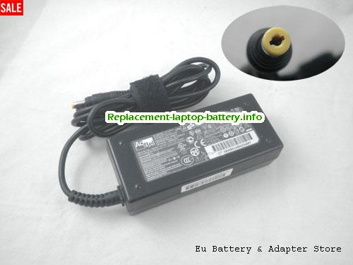 ACBEL 586992-001 Laptop AC Adapter 19V 3.42A 65W