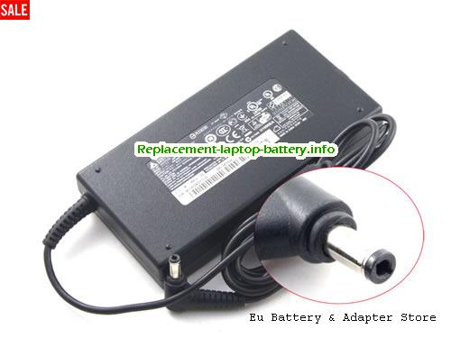DELTA ADP-120MH D Laptop AC Adapter 19.5V 6.15A 120W