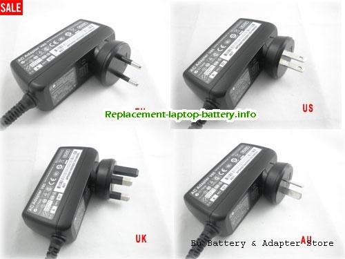 ACER ASPIRE ONE AO532H-21R Laptop AC Adapter 19V 2.15A 42W