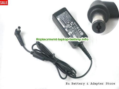 ACER ASPIRE ONE 532H Laptop AC Adapter 19V 2.1A 40W