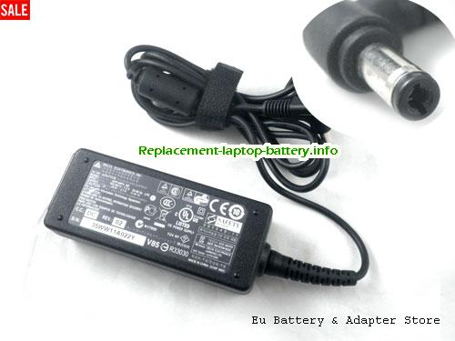 DELTA ADP-40PH AB Laptop AC Adapter 19V 2.1A 40W