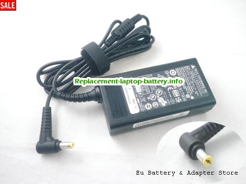 ACER 371LCI Laptop AC Adapter 19V 3.42A 65W