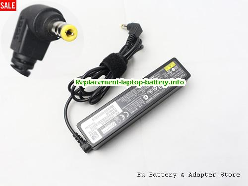 netherlands Genuine FMV-AC334 FPCAC004 CP500585-02 charger FUJITSU LIFEBOOK U772 P702 E753 SH771 E743 E733 U772 UH552 UH572 C44 FUJISTU LONG Charger Ship to all EU countries