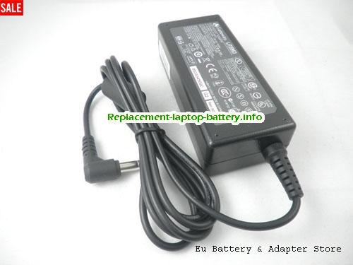 GATEWAY 6500313 Laptop AC Adapter 19V 3.42A 65W