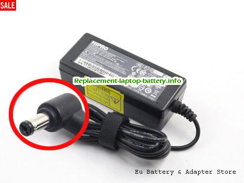 ACER ASPIRE ZH9 Laptop AC Adapter 19V 1.58A 30W