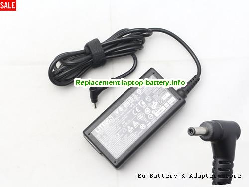 ACER S7-391-53314G12AWS Laptop AC Adapter 19V 3.42A 65W