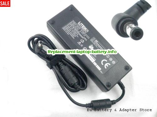 ACER EXTENSA 390 Laptop AC Adapter 20V 6A 120W