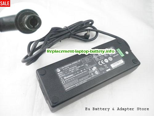 ACER TM240 SERIES Laptop AC Adapter 20V 6A 120W
