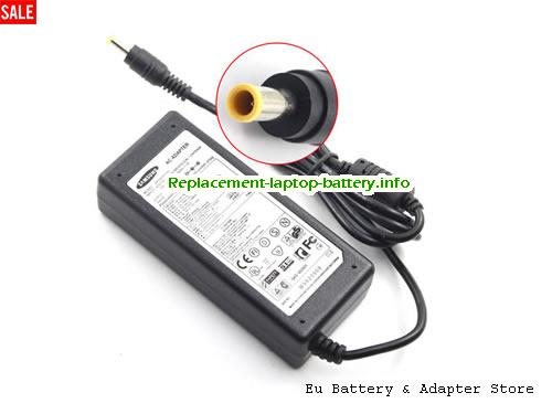 SAMSUNG AD-6019 Laptop AC Adapter 19V 3.42A 65W