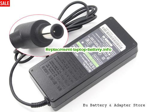 netherlands Genuine New 19.5V 6.2A 121W Adapter Charger for SONY VAIO VPCF-132FX VGP-AC19V45 VGP-ACV46 VGP-AC19V16 PCG-GRT180 PCG-GRZ530 VGP-AC19V53 Laptop Ship to all EU countries