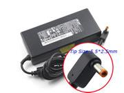 ACER 19V 7.1A 135W Replacement Laptop Adapter, Laptop AC Power Supply Plug Size 5.5 x 2.5mm