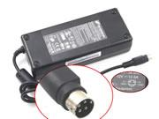FSP 12V 12.5A 150W Replacement Laptop Adapter, Laptop AC Power Supply Plug Size