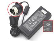 FSP 54V 1.66A 90W Replacement Laptop Adapter, Laptop AC Power Supply Plug Size