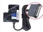 HP 9V 1.1A 10W Replacement Laptop Adapter, Laptop AC Power Supply Plug Size