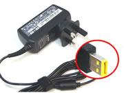 Lenovo 12V 3A 36W Replacement Laptop Adapter, Laptop AC Power Supply Plug Size