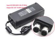MICROSOFT 12V 10.83A 130W Replacement Laptop Adapter, Laptop AC Power Supply Plug Size